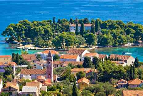 Hotel Villa Zarko - Three, Five, Seven or Fourteen nights stay in a seaside villa in Croatia with breakfast & more - Save 53%