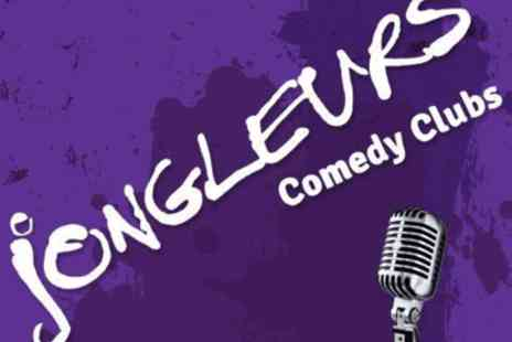 Jongleurs Corporate - Two tickets to Jongleurs for Friday and Saturday show - Save 47%