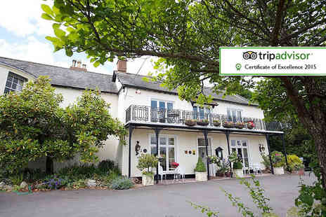 The Farthings Country Hotel - One night Somerset stay for two including breakfast - Save 55%