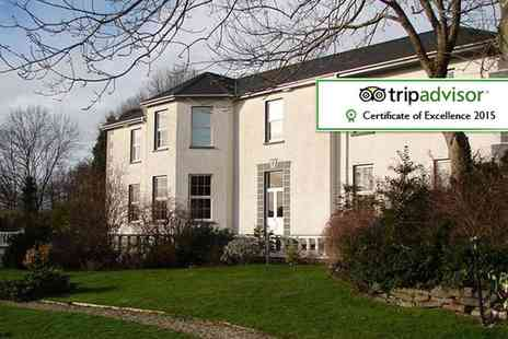 TyGlyn - Two night break for two including breakfast  - Save 50%