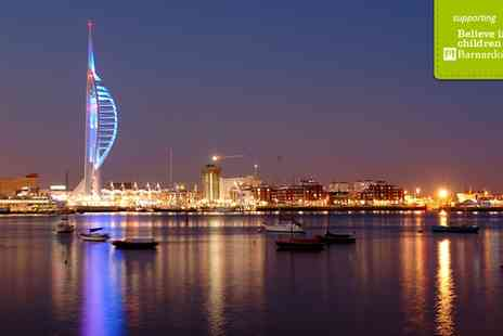 Spinnaker Tower - Entry to Spinnaker Tower Plus Photo and Drink - Save 0%