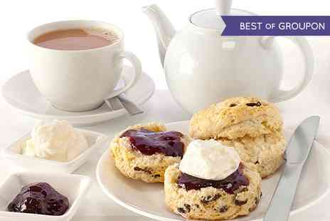 Southwell Garden Centre - Afternoon Tea For Two  - Save 50%