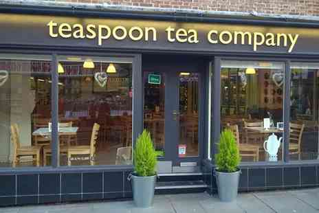 Teaspoon tea company - Lunch For Two  - Save 0%