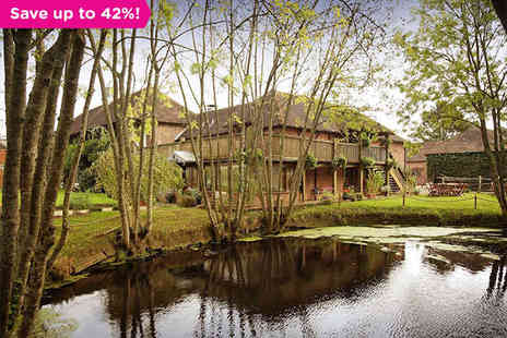 Crockstead Farm Hotel - Two night stay for two in Halland - Save 42%
