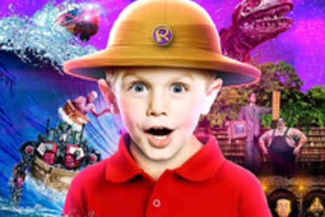 Ripleys Believe It or Notn - Adult and Child Entry to Ripleys Believe It Or Not - Save 20%