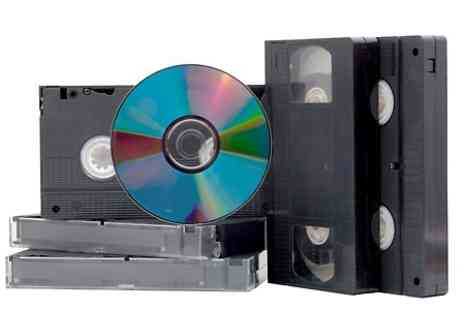 Dejavu Video  - Transfer of VHS Tapes to DVD  - Save 0%