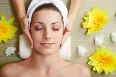 Peppermint Beauty & Laser Clinic - One hour Guinot facial and 30 minute back, neck and shoulder massage  - Save 62%