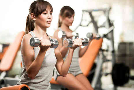 I Work Out - One Month of Gym and Fitness Class Access - Save 60%