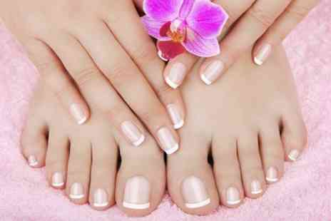 Miss As Chic Beauty Salon - Manicure and Pedicure - Save 0%