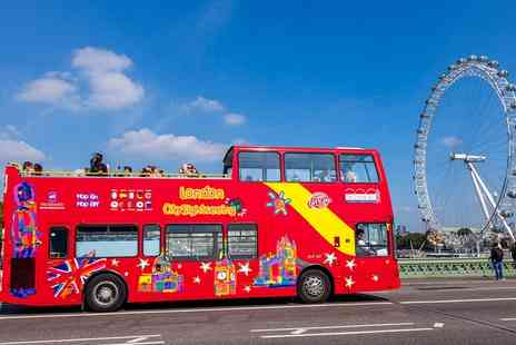 City Sightseeing  - One or Two Day Hop on Hop Off City Sightseeing Bus Tour  - Save 0%