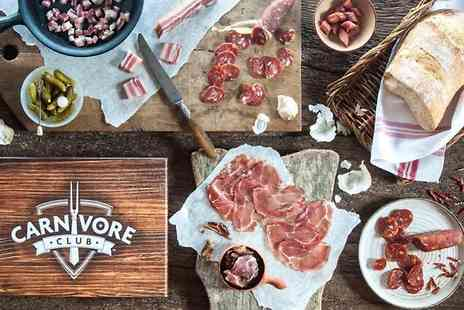 Carnivore Club - Carnivore Club Artisan Meat Box  With Free Delivery - Save 40%