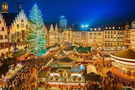 Explore Christmas Markets - Visit a Christmas Market and spend Two or Three Night in one of six cities including flights - Save 0%