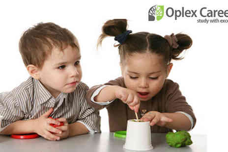 Oplex career - Online Child Playwork Course - Save 88%