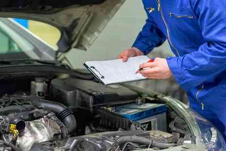 VFM AUTO SERVICE CENTRE - MOT Test with Optional Mini Valet  - Save 73%