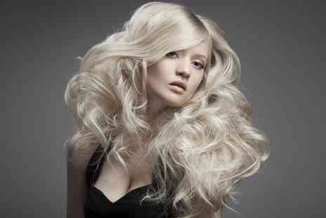 Glo Salon - Wash, Cut and Blow dry with Optional Highlights or Colour - Save 0%