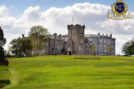 Kilronan Castle - One  or Two Night Stay for Two, with Breakfast Daily, Light Afternoon Tea on One Afternoon, and Late Checkout - Save 46%