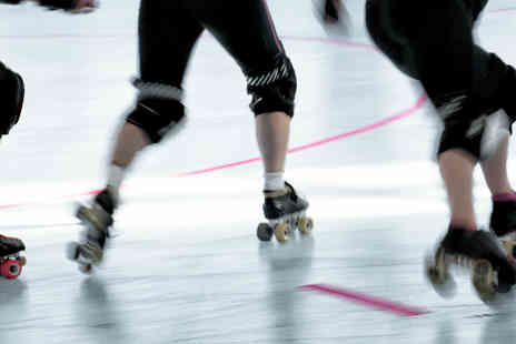 Solent Arena - Great day out roller skating - Save 50%