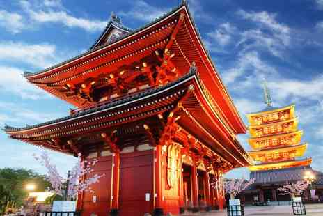 Discover Tokyo  - Five or Seven night stay in Tokyo with return flights  - Save 0%