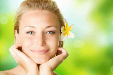 MG Wellbeing Skin Care - Three non surgical face, jaw and neck lift sessions - Save 57%