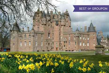 Strathmore Estates Holding  - Ticket to Glamis Castle with tour  - Save 45%