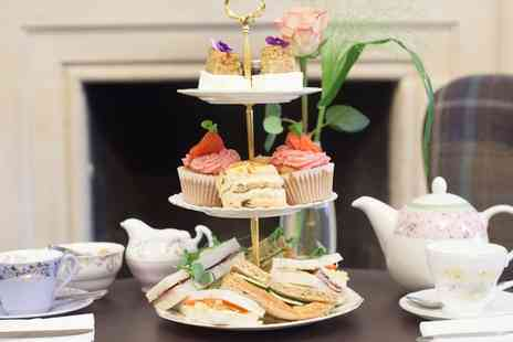 Norfolk Arms Hotel  - Vintage Afternoon Tea For Two  - Save 0%