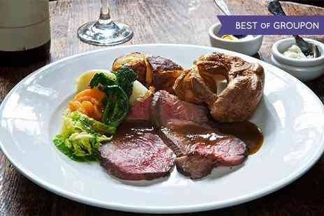 The Griffin Inn - Two Course Sunday Lunch for Two - Save 59%