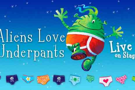 Ingressso Group - Entry to Aliens Love Underpants  - Save 0%