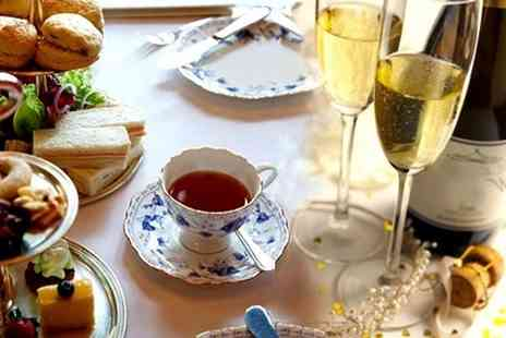 The Glebe Hotel - Afternoon Tea With Prosecco  For Two - Save 52%