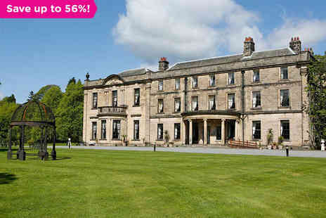 BEST WESTERN Beamish Hall - An Award Winning Four Star Manor House Getaway in Co Durham - Save 56%