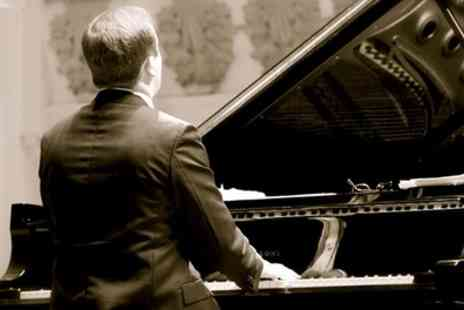 CMG Promotions - One ticket for a Ben Schoeman piano recital - Save 41%