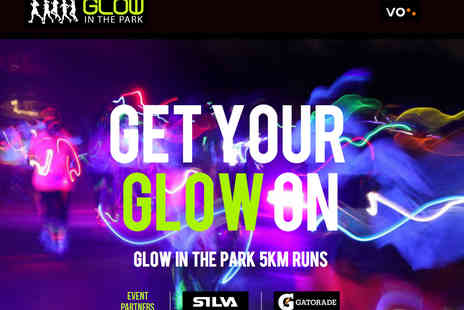 Glow In The Park - Glow In The Park 5K Run Bath - Save 57%