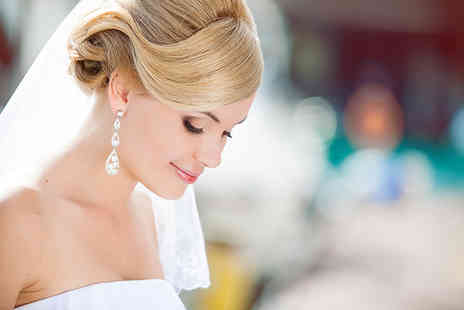 Dare Salon and Academy - One day bridal hair up course - Save 76%