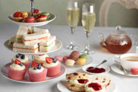 Dog and Partridge Country Inn -  Afternoon Tea with Sparkling Option - Save 41%