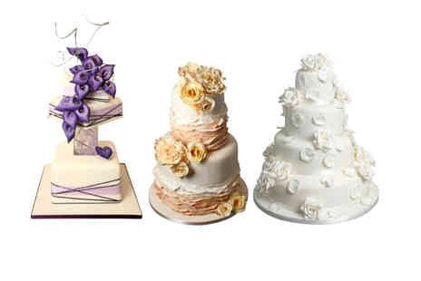 3D Cakes - £60 Voucher to Spend  - Save 68%