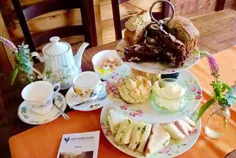 Talton Mill Farm Shop - Afternoon Tea For Two  - Save 0%