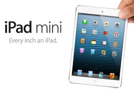 James Martin ent - iPad Mini with Wi Fi and Optional Cell - Save 36%