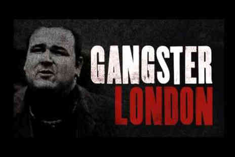Brit movie tours -  Gangster London Tour for two - Save 0%