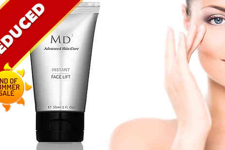 Look Good Feel Fabulous - 30ml MD3 Instant Facelift and Eye Tuck  - Save 83%