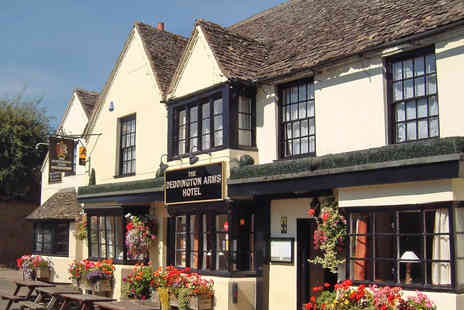 Deddington Arms Hotel - Village Inn Escape in the Oxfordshire Countryside - Save 0%