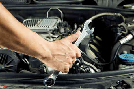 Barrack Road Tyres - 54 Point Car Service with Oil and Filter Change - Save 76%