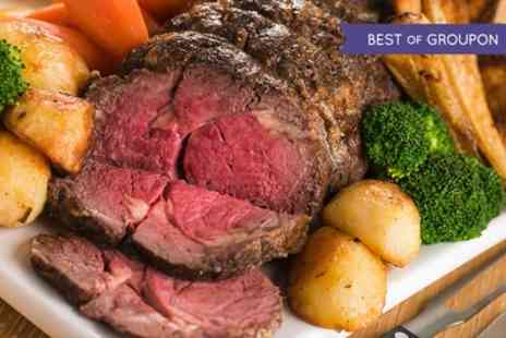 Olivers Wine Bar and Restaurant - 15 to 20oz Chateaubriand Steak to Share for Two with a Glass of Prosecco Each  - Save 0%