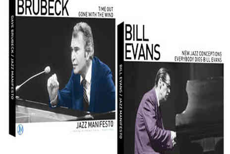 N & M Promotions  - American Jazz Pianists - Save 0%