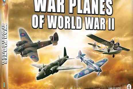 N & M Promotions - War Planes of World War II DVD Collection - Save 0%