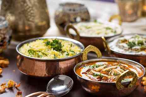 Radhuni - Indian Meal For Two  - Save 0%
