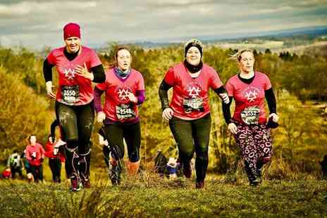 The Eliminator Race - Entry to Five Mile Mud Run - Save 20%