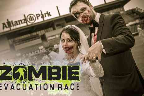 Zombie Evacuation Race - Entry to Zombie Evacuation Race - Save 86%