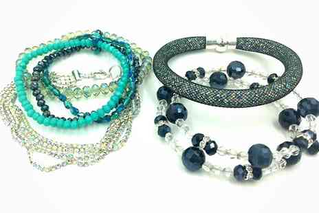 The Number 1 Bead Shop - Bracelets Making Class For One  - Save 52%