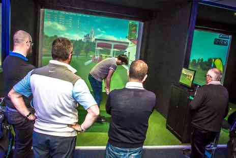 iPlayGolf - Two Hours of Golf With Simulator  - Save 60%