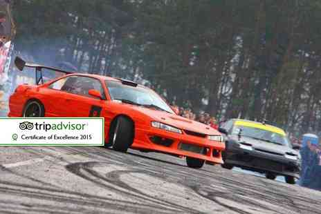 Flatout Factory - Drifting experience for one - Save 65%