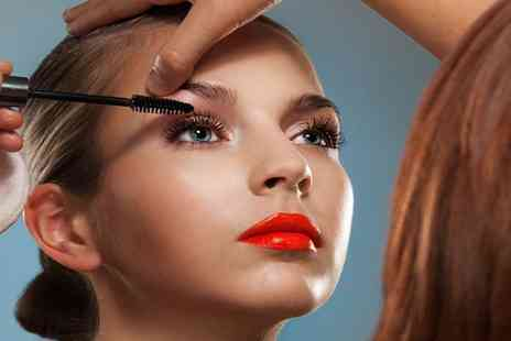 CaBella - One hour private makeup tutorial and a glass of bubbly - Save 70%